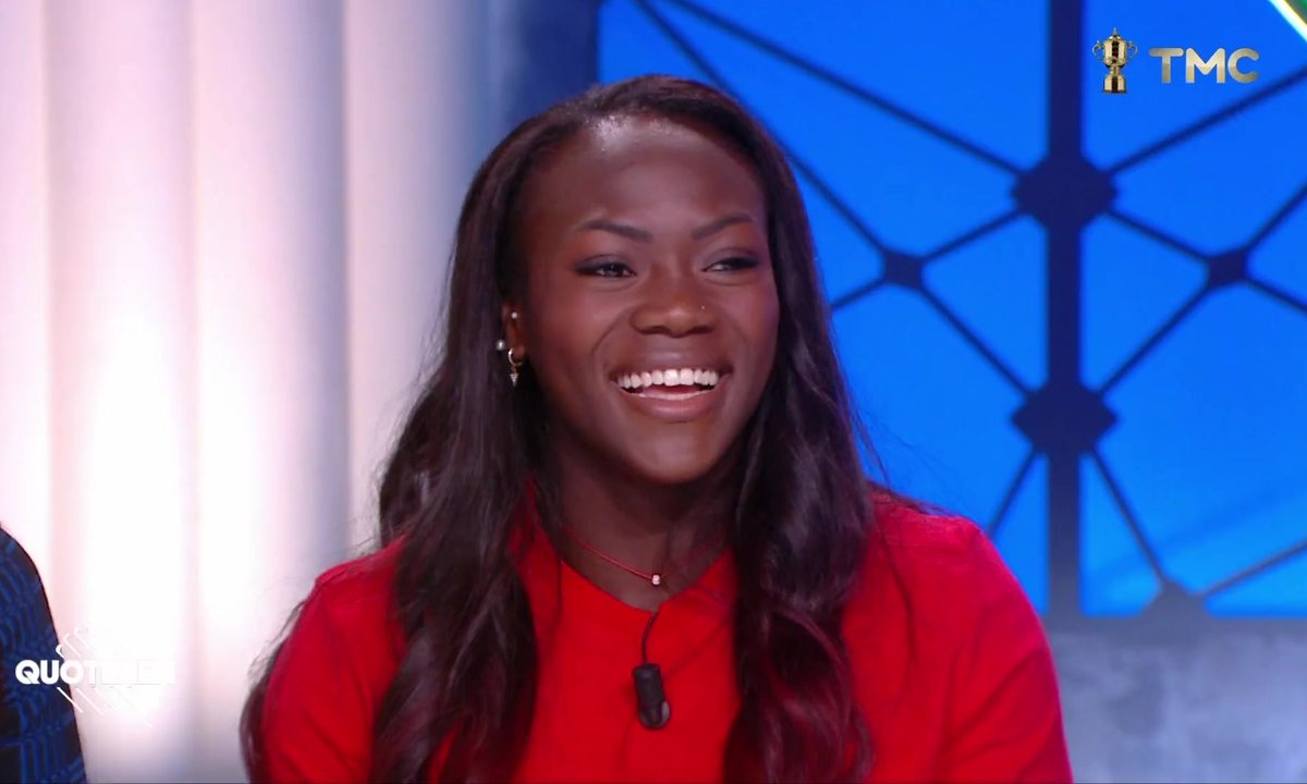 Invitée : Clarisse Agbegnenou, quadruple championne du monde de judo