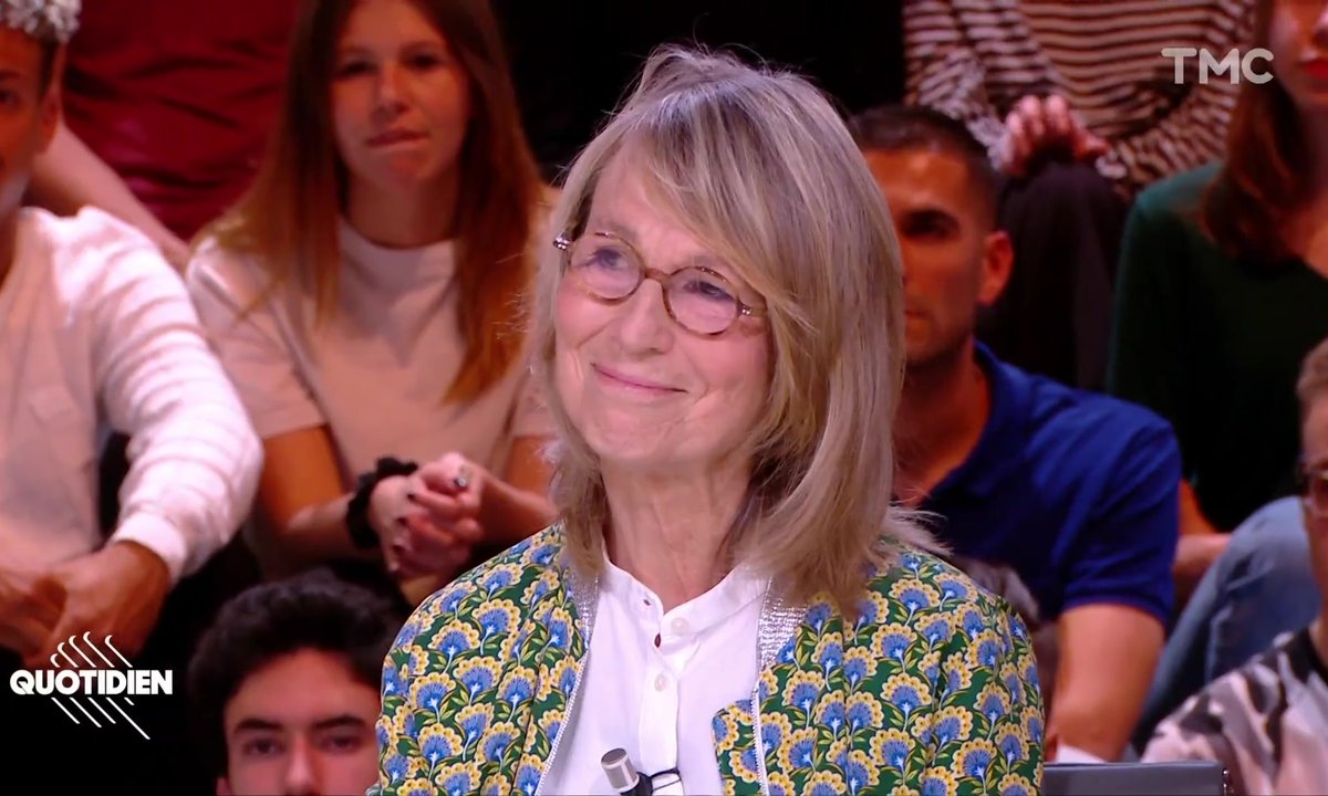 """Invitée : Françoise Nyssen écrit ses mémoires par """"Plaisir et nécessité"""""""