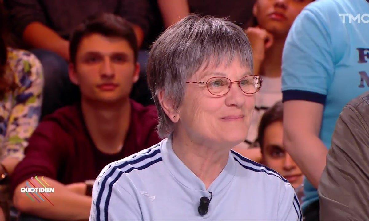 Invitée : Ghislaine Royer-Souef, pionnière du foot féminin