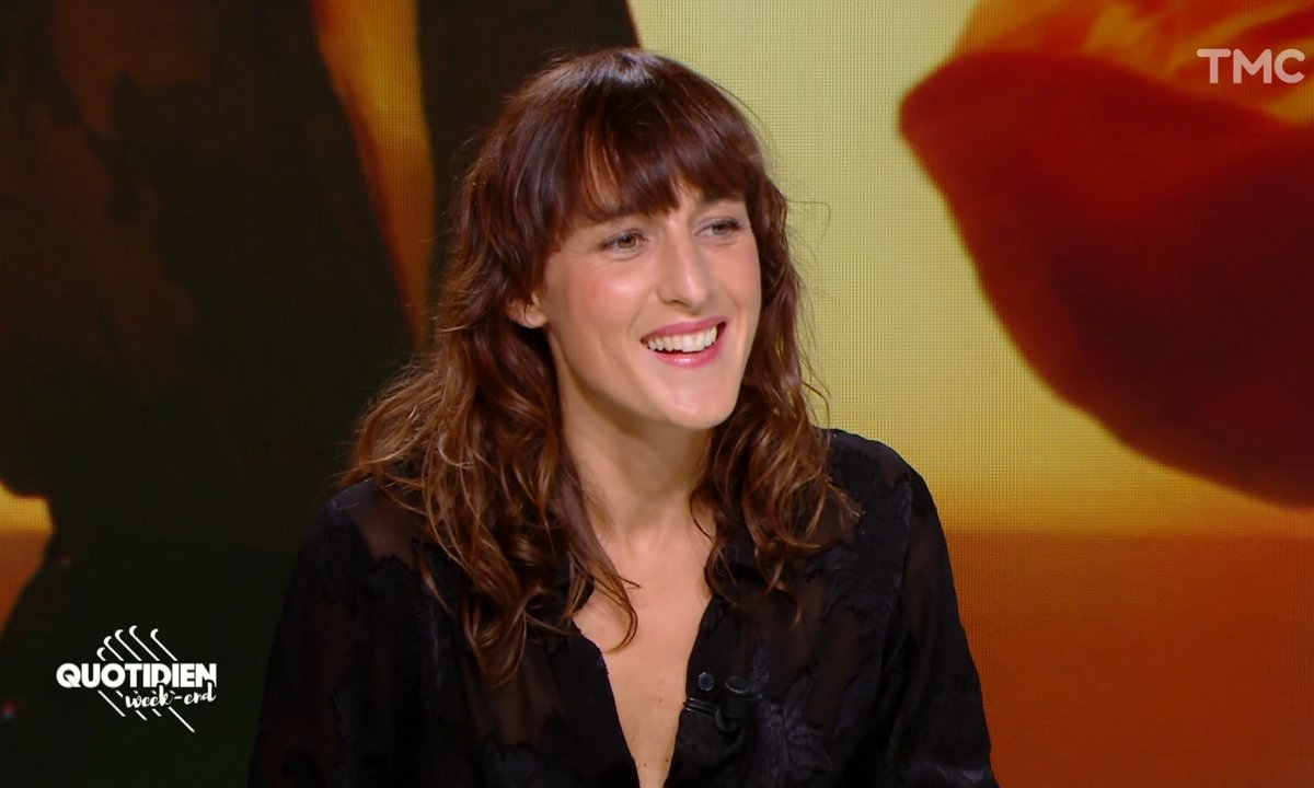 "Invitée : Juliette Armanet, en attendant ""Brûler le feu"""