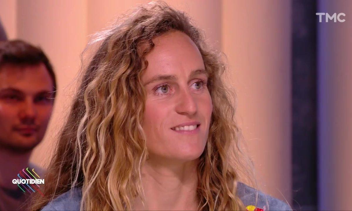 Invitée : Justine Dupont, surfeuse de grosses vagues