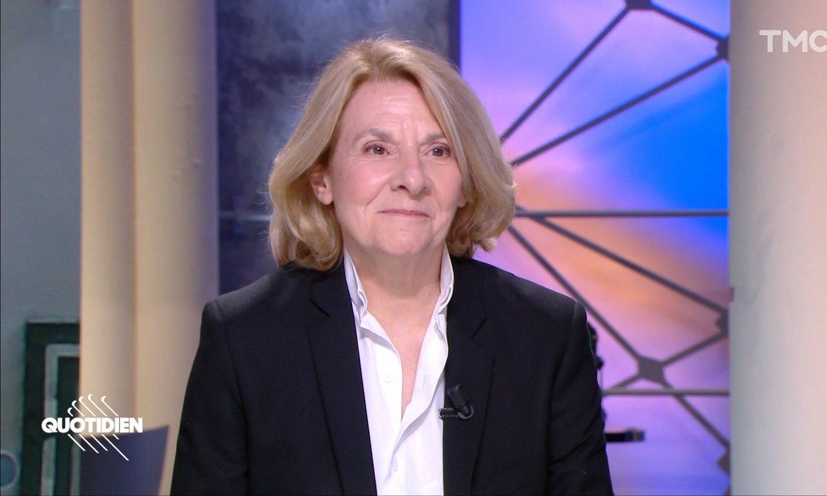 Invitée : la Masterclass du Château de Versailles avec sa présidente, Catherine Pégard