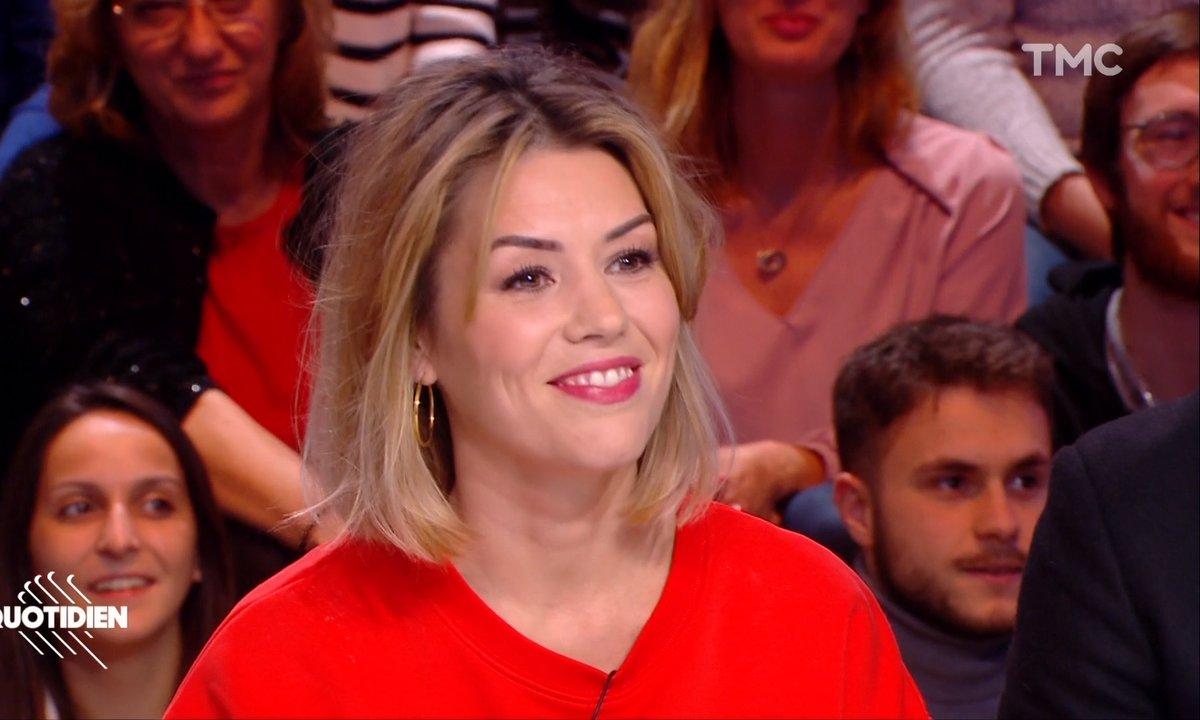 """Invitée : Laurie Péret fait son """"Spectacle alimentaire en attendant la pension"""""""