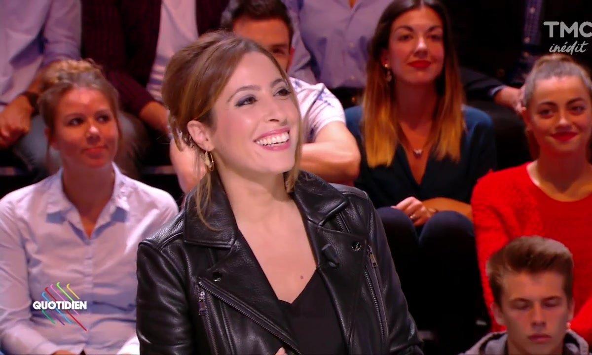"""Invitée : Léa Salamé, toujours aussi """"Stupéfiante"""""""