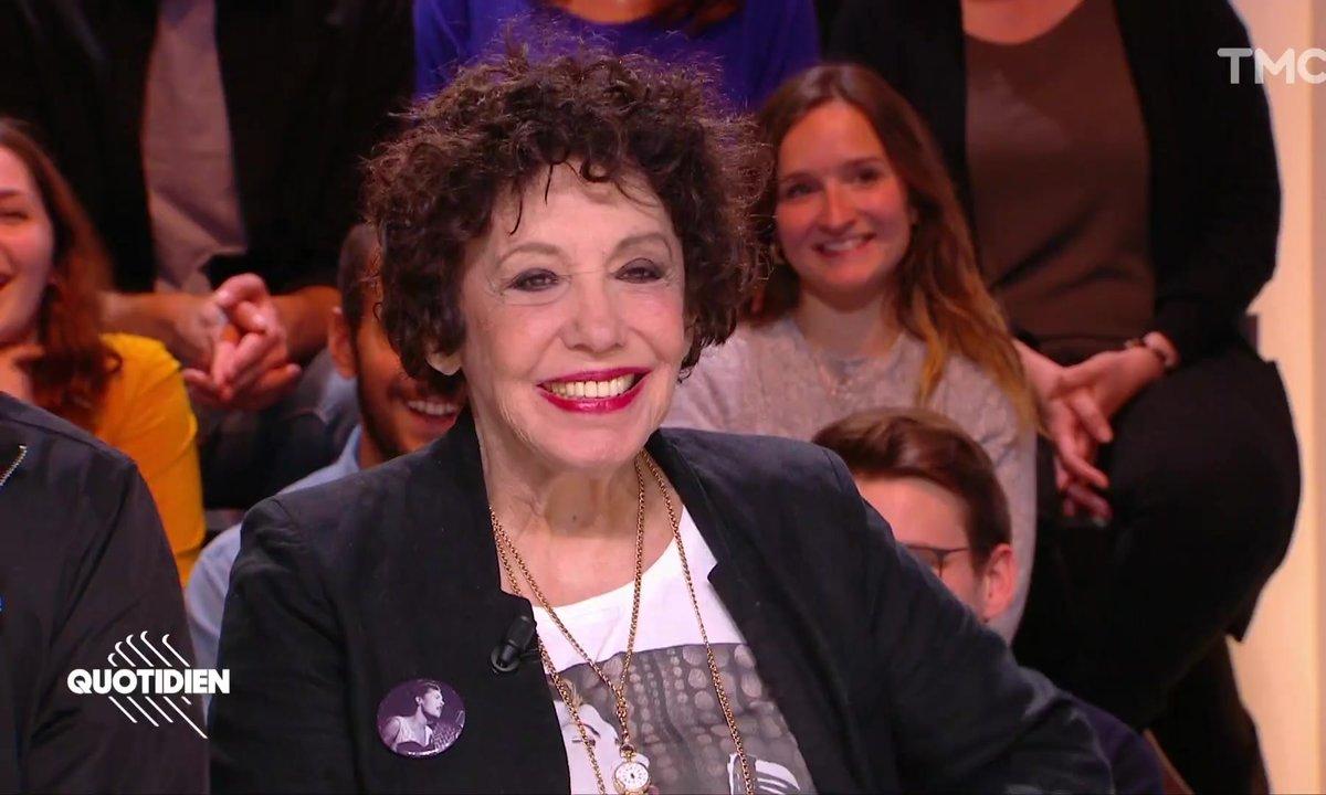 """Invitée : Liliane Rovere se confie dans """"La folle vie de Lili"""""""
