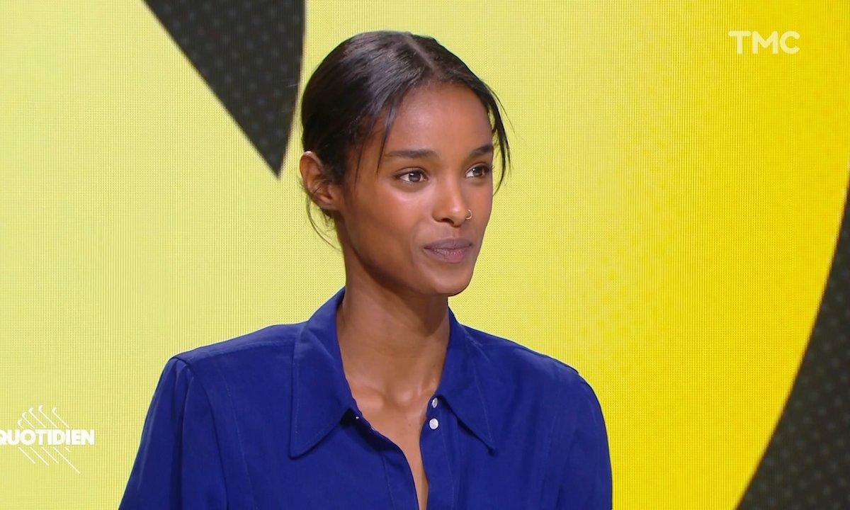Invitée : Malika Louback, la mannequin que le monde s'arrache
