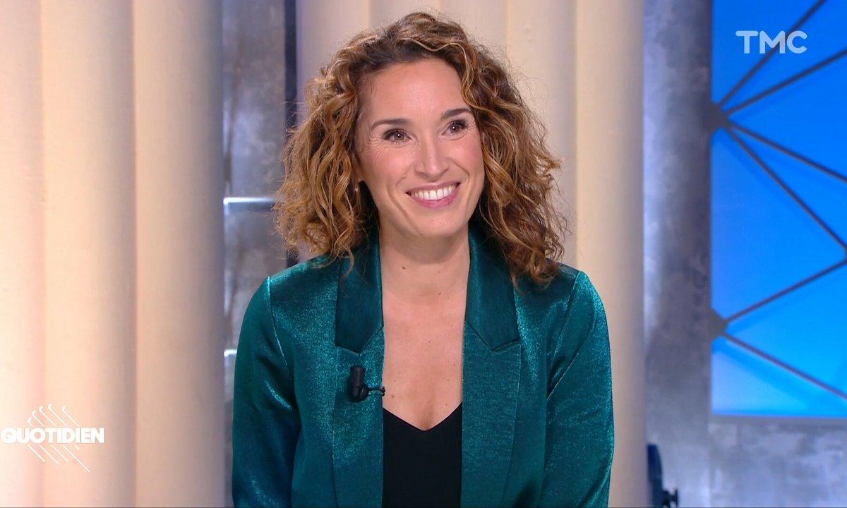 Invitée: Marie-Sophie Lacarrau, après son baptême du feu sur TF1