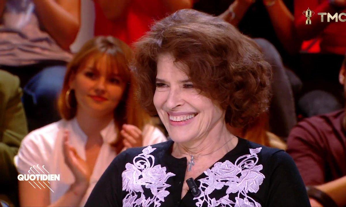 Invitée : la Masterclass de Fanny Ardant