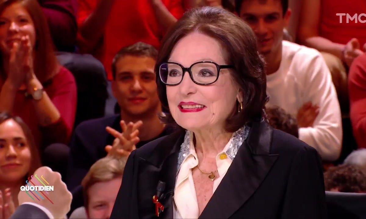 "Invitée : Nana Mouskouri présente son 134e album ""Forever Young"""