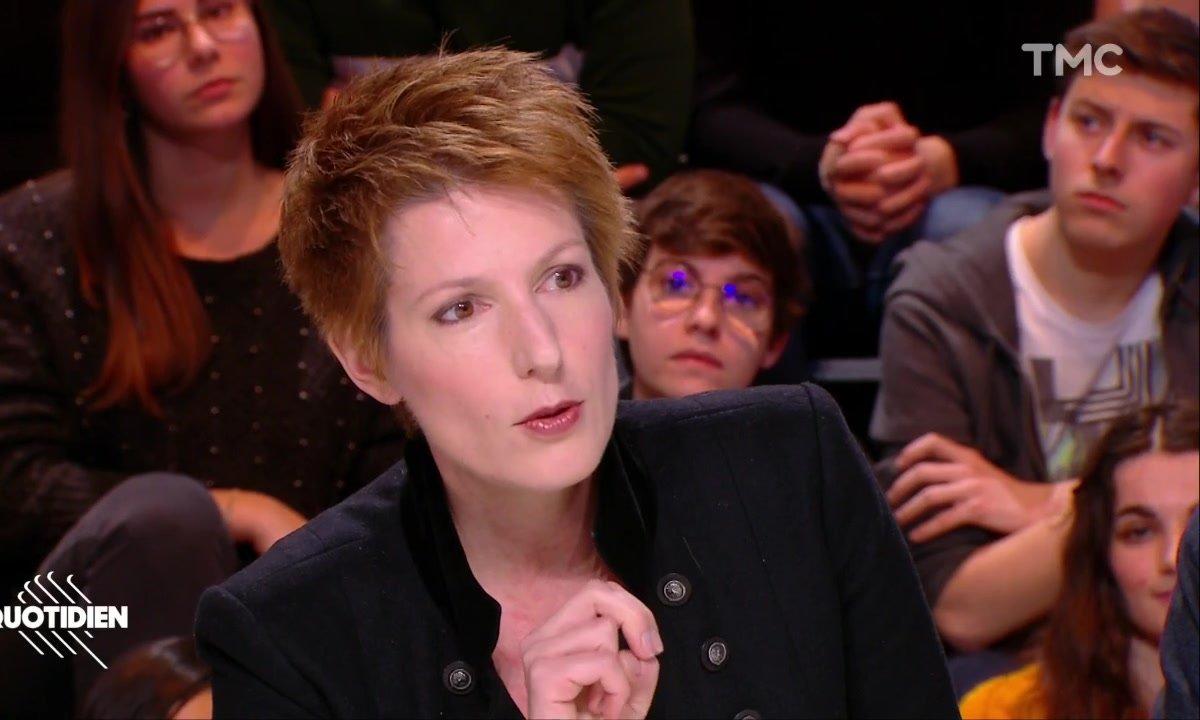Invitée : Natacha Polony, patronne de Marianne et soutien des gilets jaunes