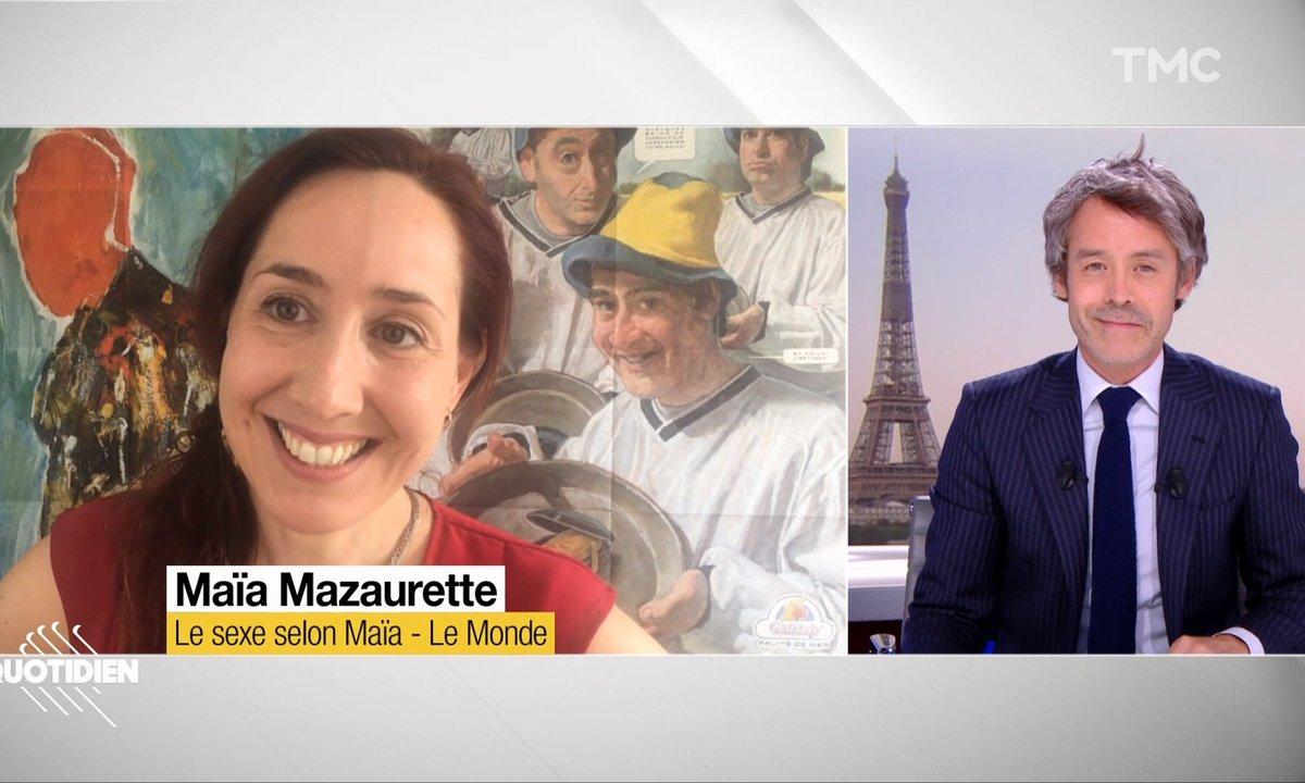 Invitée : les conseils sexo spécial confinement de Maïa Mazaurette