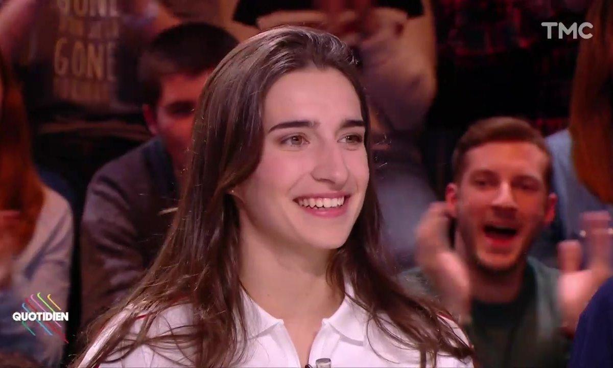Invitée : Perrine Laffont, médaillée d'or olympique