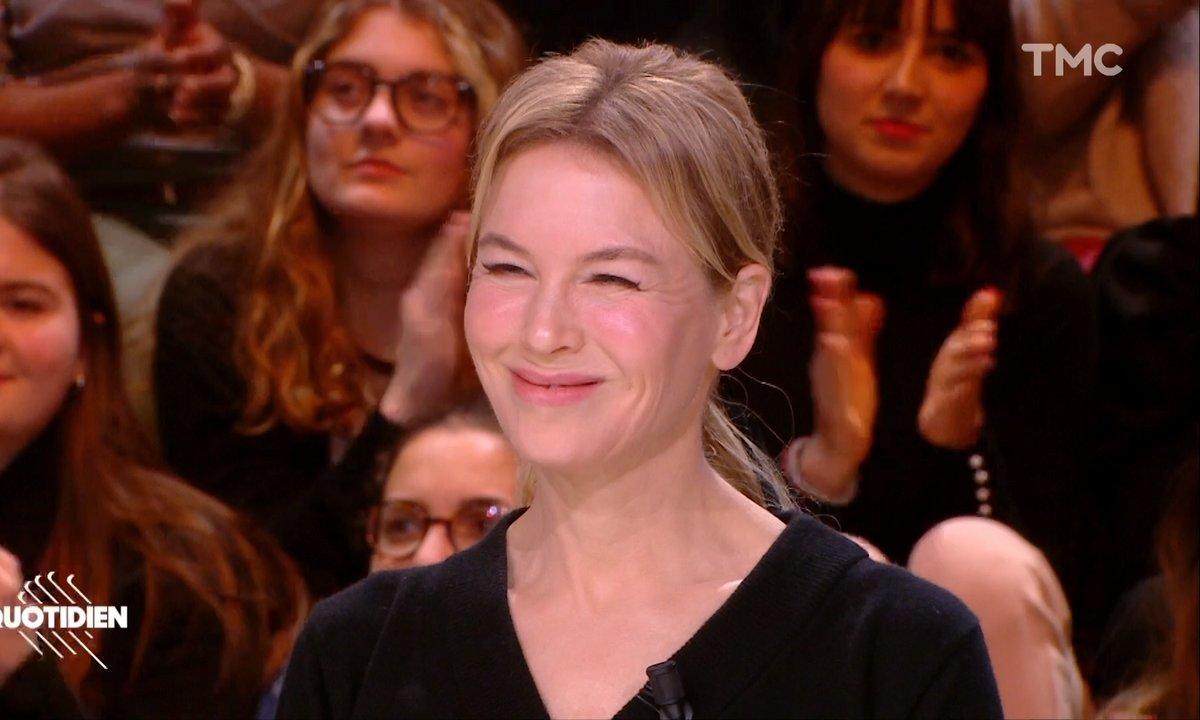 "Invitée : Renée Zellweger, incroyable ""Judy"" Garland"