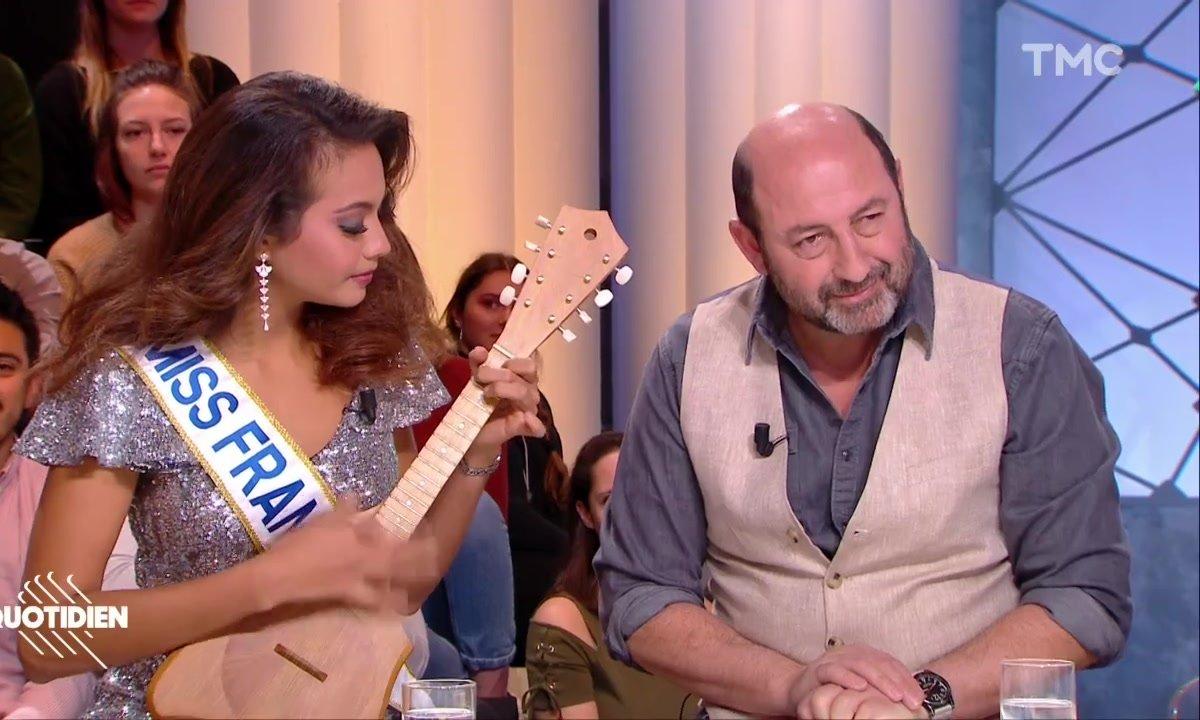 Invitée : Vaimalama Chaves, Miss France 2019