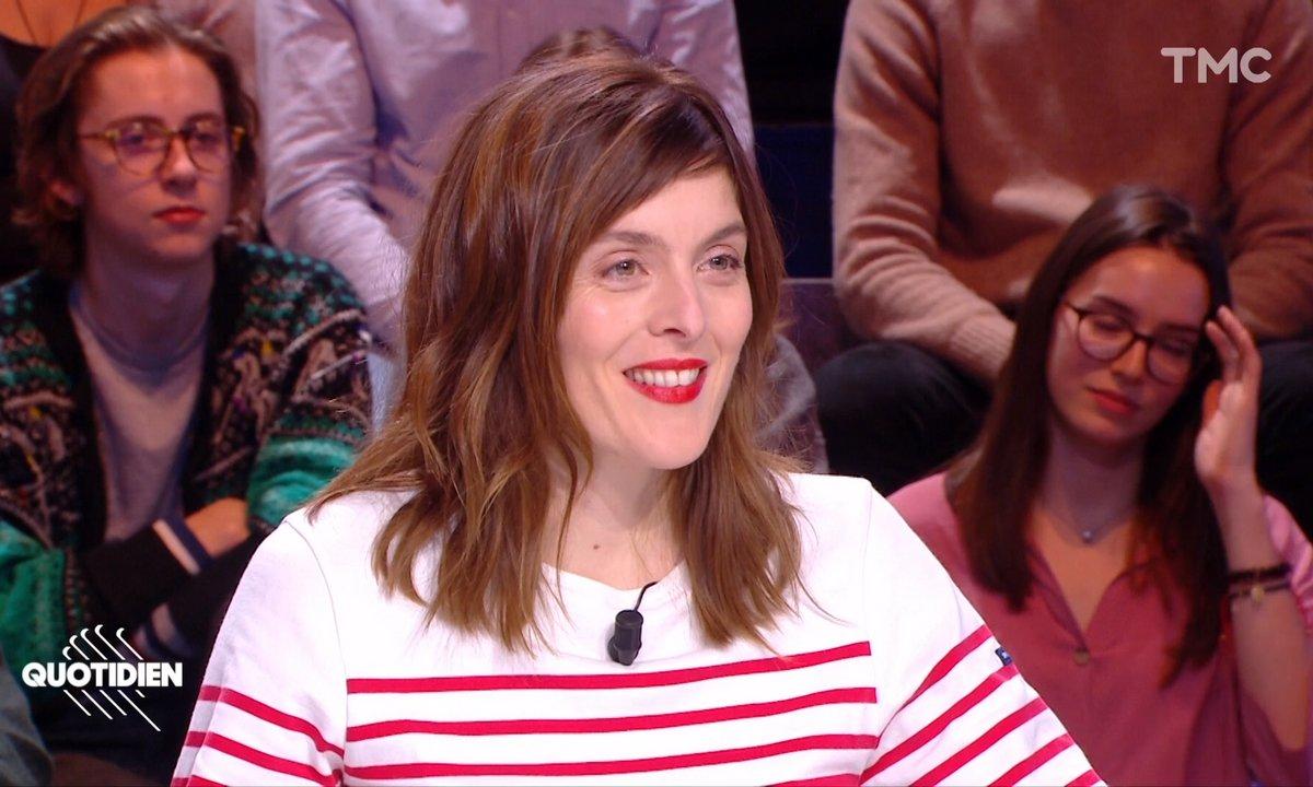 """Invitée : Valérie Donzelli pour """"Notre Dame"""""""