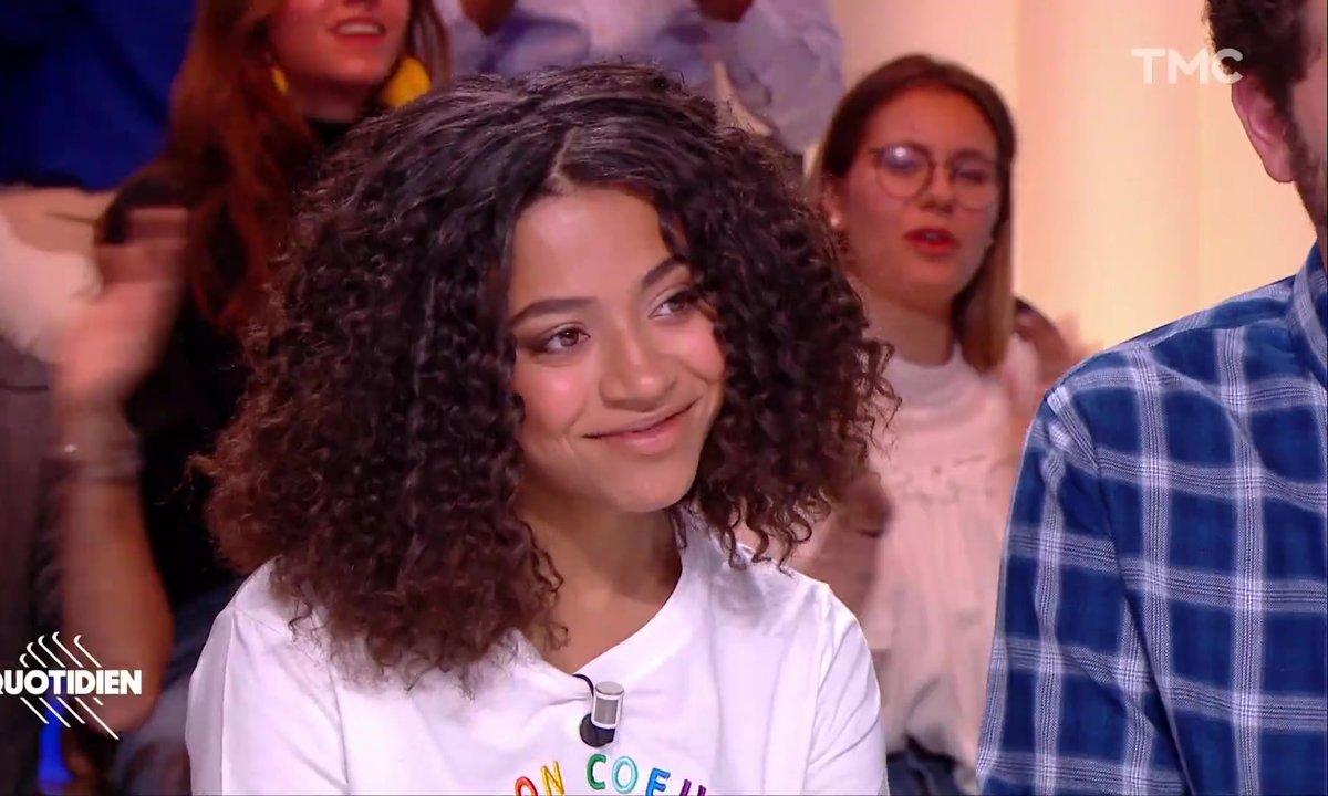 Invitée : Whitney, grande gagnante de The Voice 2019