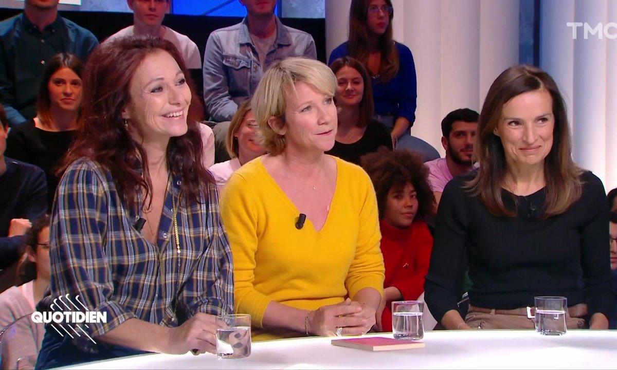 """Invitées : Ariane Massenet, Marie Parouty et Alexandra Simon pour """"Comme des sœurs"""""""