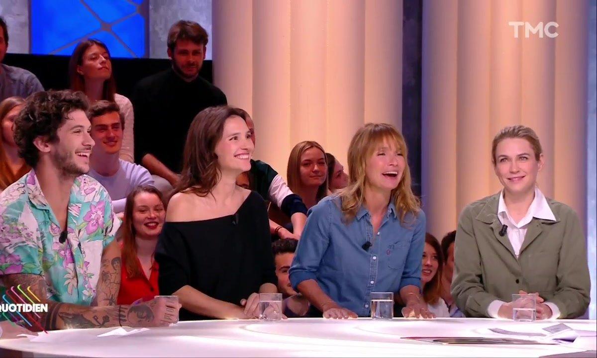"""Invitées : le casting de """"MILF"""" Axelle Laffont, Virginie Ledoyen, Marie-Josée Croze et Matthias Dandois"""