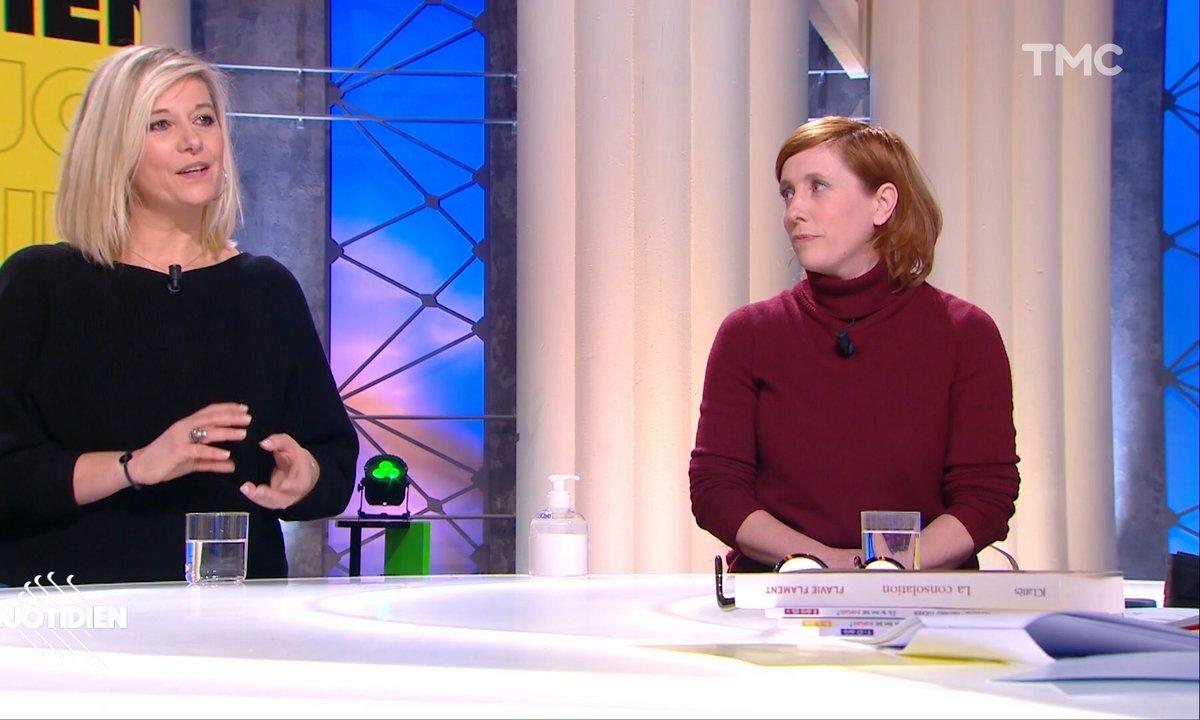 Invitées: Flavie Flament et Andréa Bescond, unies contre le seuil de consentement à 13 ans
