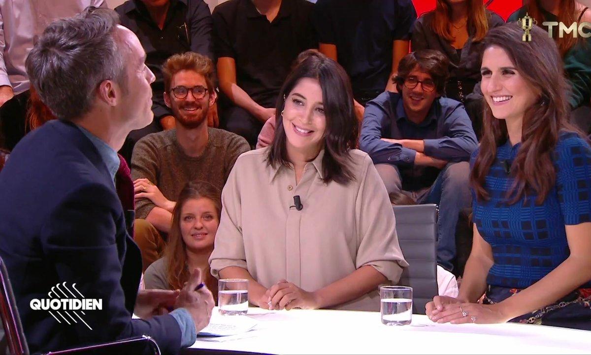 """Invitées : Leïla Bekhti et Géraldine Nakache pour """"J'irais où tu iras"""""""