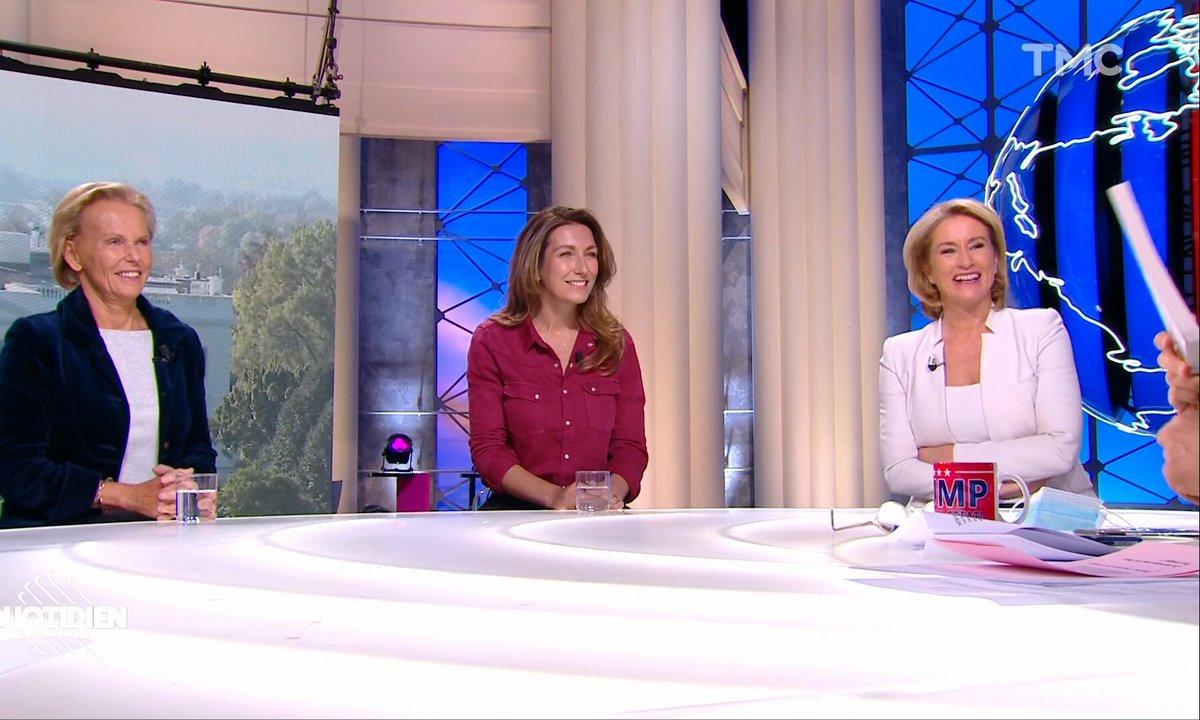 Invitées : le débrief de la journée électorale américaine avec Christine Ockrent, Melissa Bell et Anne-Claire Coudray