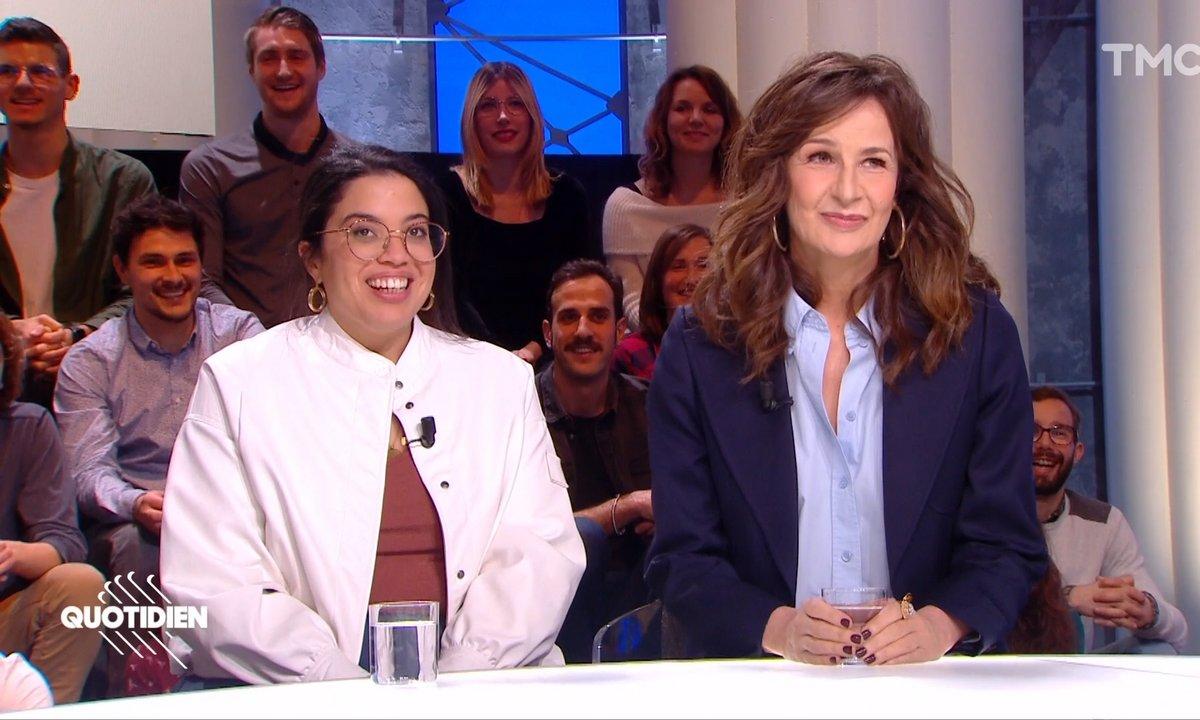 """Invitées : Melha Bedia et Valérie Lemercier pour """"Forte"""""""