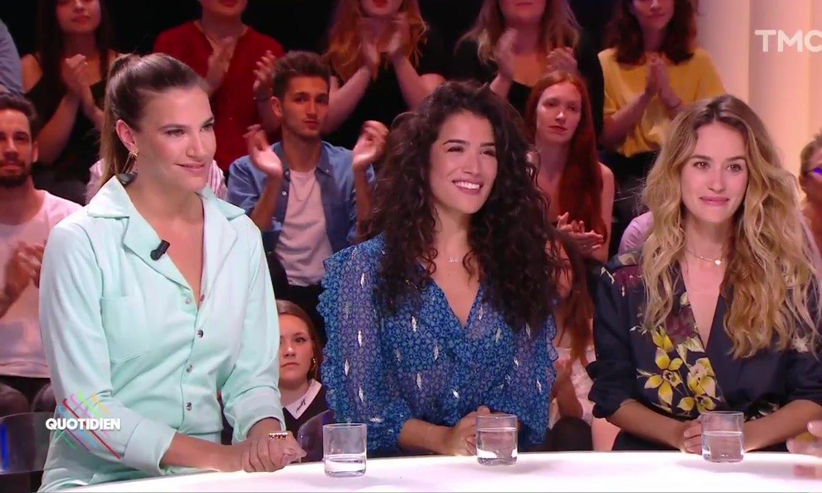 """Invitées : Sabrina Ouazani, Charlotte Gabris et Alice David pour """"Demi-sœurs"""""""