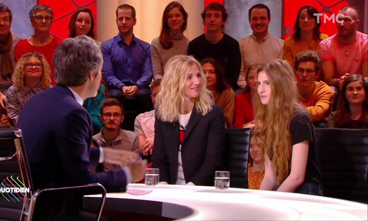 """Invitées : Sandrine Kiberlain et Agathe Bonitzer pour """"La belle et la belle"""""""