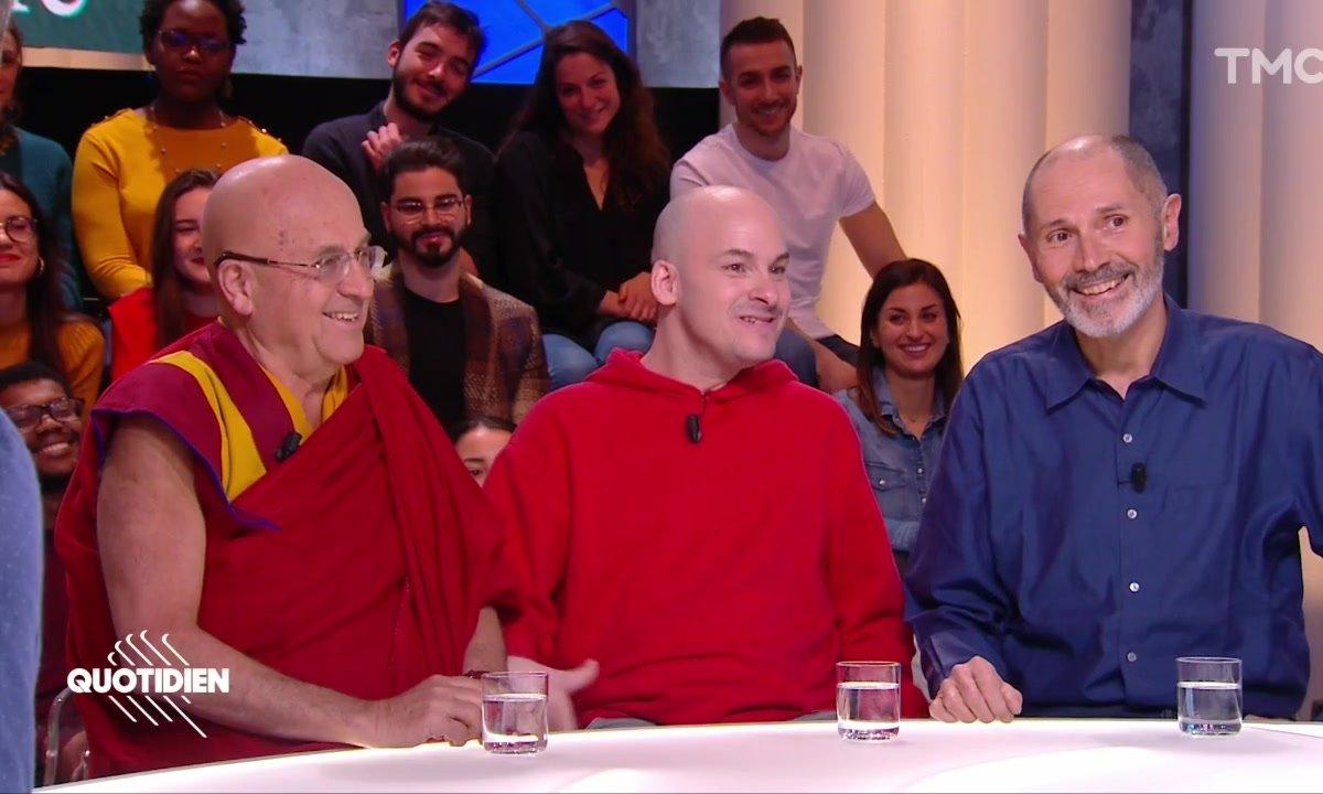 """Invités : Alexandre Jollien, Matthieu Ricard et Christophe André pour """"À nous la liberté !"""""""