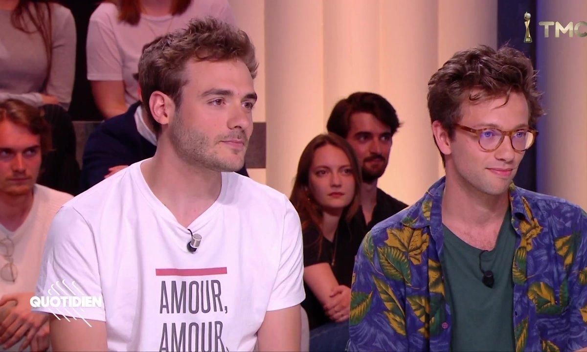 Invités : Ambroise et Xavier, le duo comique dont tout le monde parle