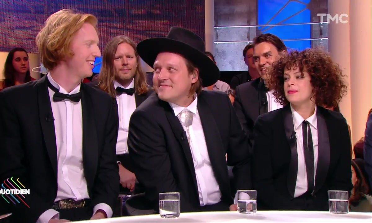 """Invités : Arcade Fire en tournée pour leur album """"Everything now"""""""