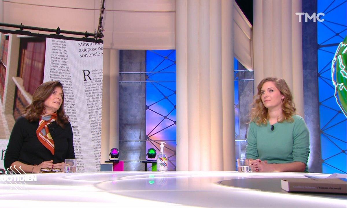 Invités: Ariane Chemin, Yann Bouchez et Lorraine de Foucher, enquêteurs du Monde sur les affaires Duhamel, Louvin et Berry
