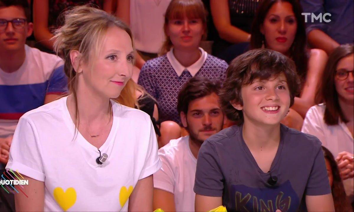 """Invités : Audrey Lamy et Charlie Langendries pour """"Ma Reum"""""""