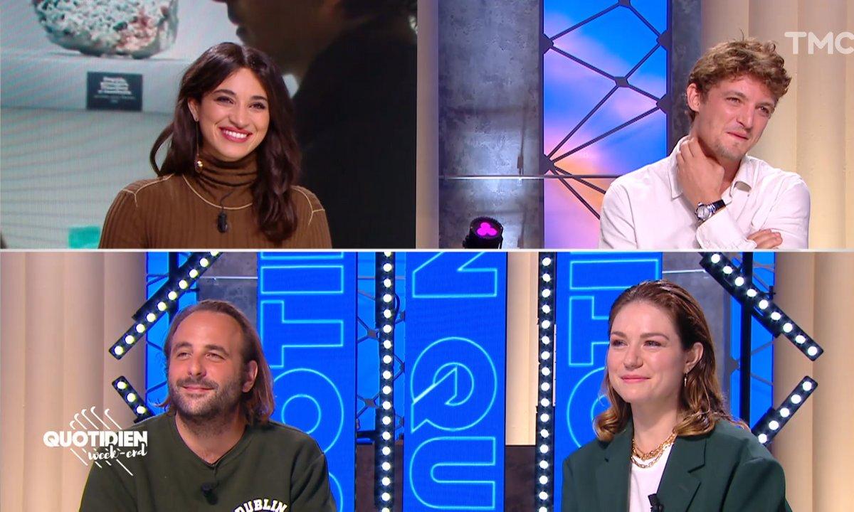 """Invités : Camelia Jordana, Emilie Dequenne, Niels Schneider et Vincent Macaigne pour """"Les choses qu'on dit, les choses qu'on fait"""""""