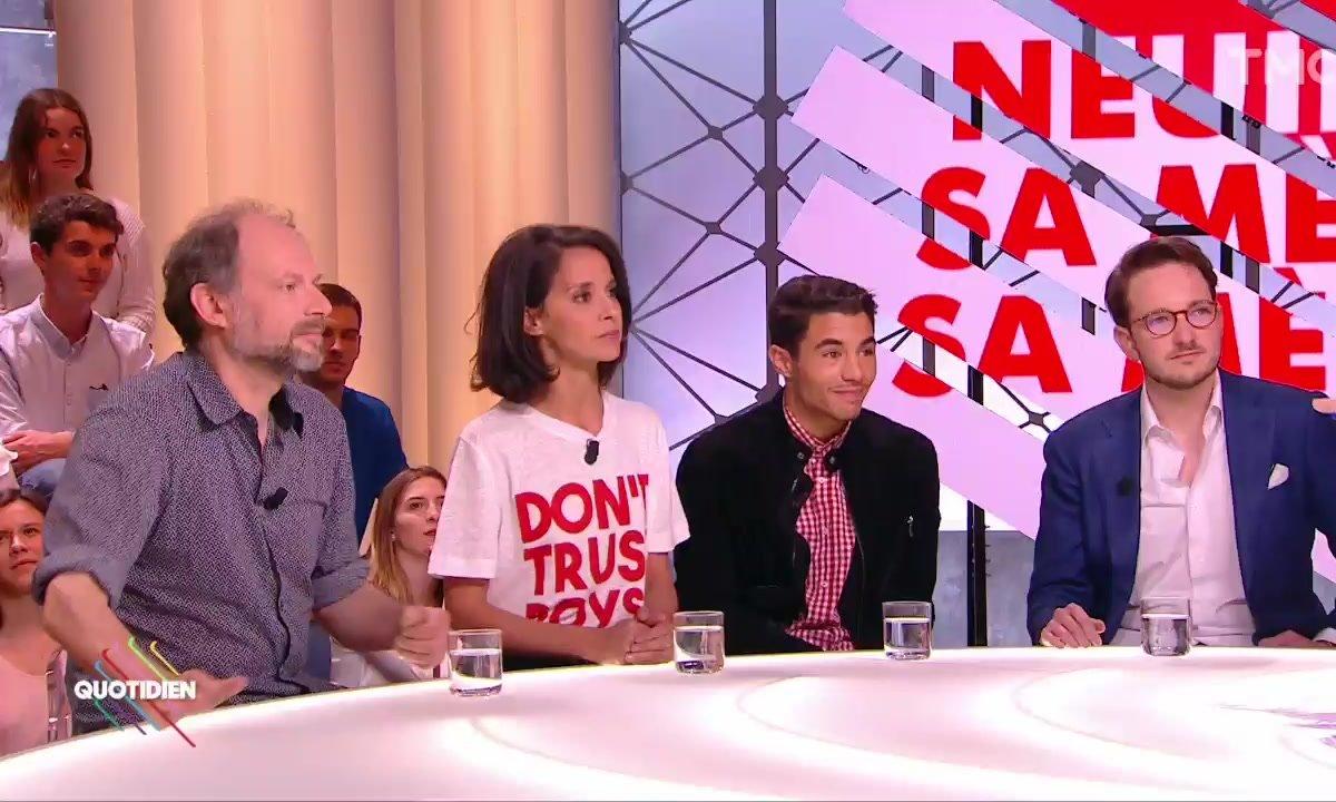 "Invités : le casting de ""Neuilly sa mère, sa mère"" avec Sophia Aram, Samy Seghir, Jeremy Denisty et Denis Podalydès"