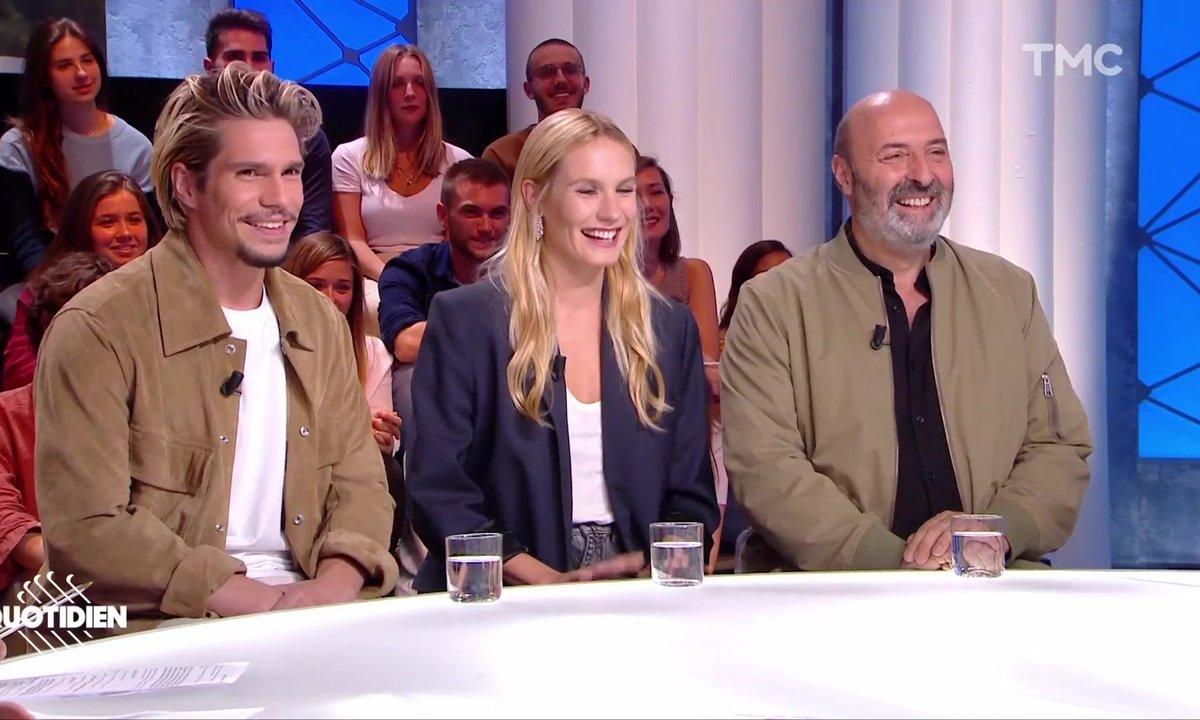 """Invités : Cédric Klapisch, Ana Girardot et François Civil pour """"Deux moi"""""""