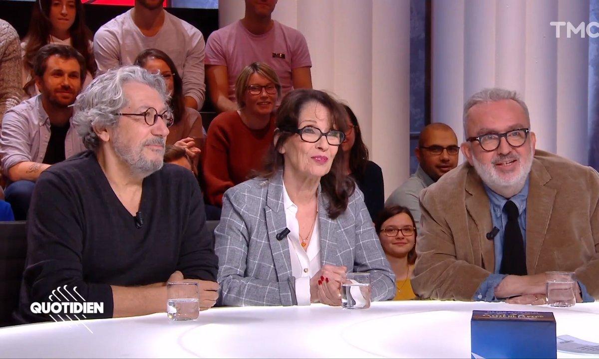 """Invités : Chantal Lauby, Dominique Farrugia et Alain Chabat célèbrent les 25 ans de """"La Cité de la Peur"""""""