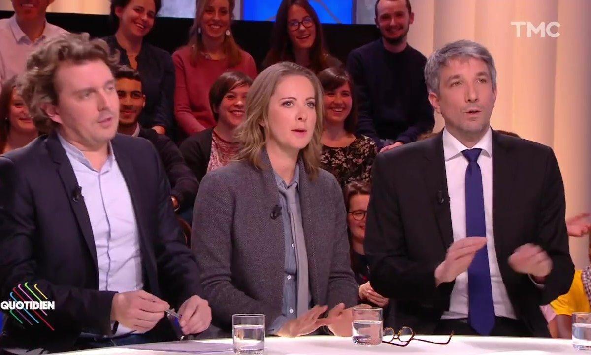 Invités : Charline Vanhoenacker, Alex Vizorek et Guillaume Meurice (Partie 2)