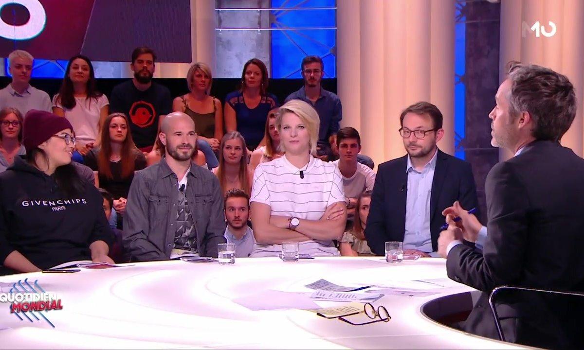 Invités Coupe du monde : Christophe Jallet, France Pierron et Jean-Baptiste Guégan (Partie 2)