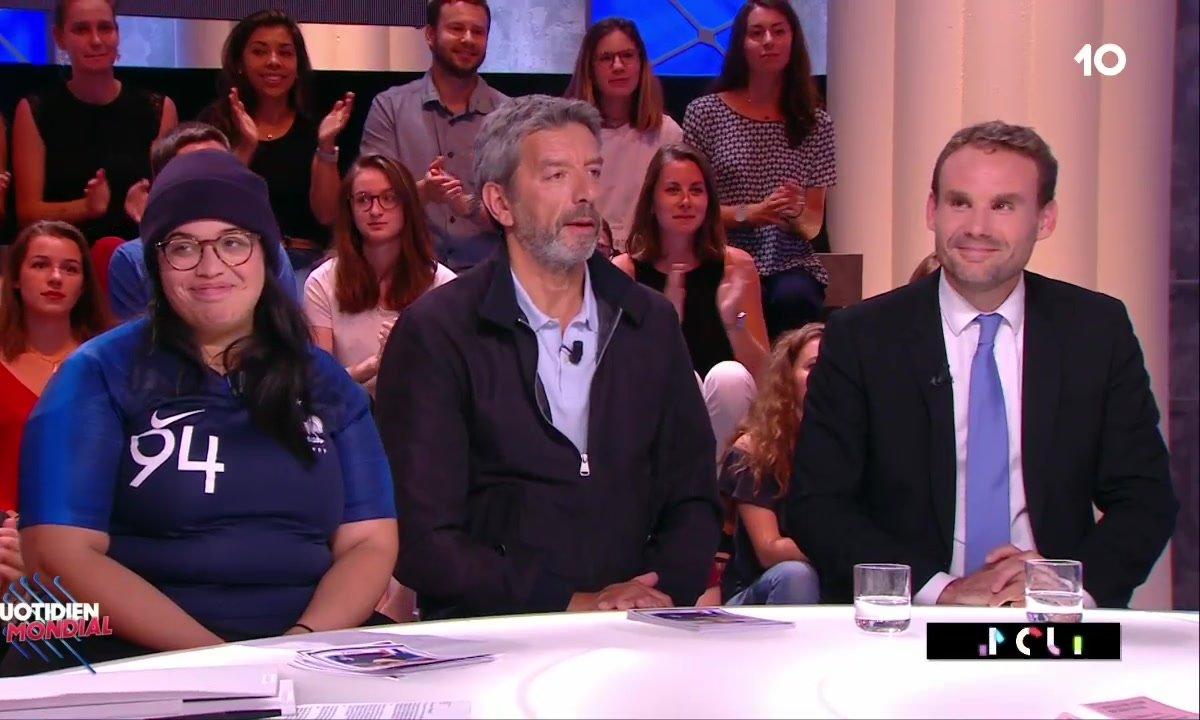 Invités Coupe du monde : Michel Cymès et Cyrille Bret (Partie 2)