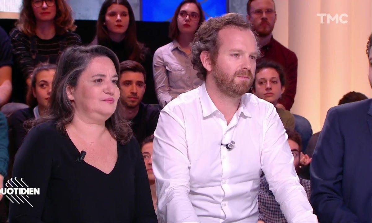 """Invités : Cyril Graziani et Cécile Amar pour """"Le peuple et le président"""""""