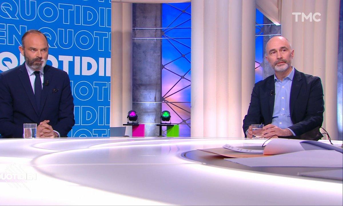 """Edouard Philippe raconte ses premières heures à Matignon : """"On arrive et il n'y rien, pas un dossier, rien"""""""
