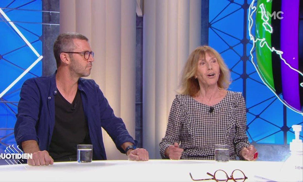 Invités : Emmanuel Le Ber et Jacqueline Desguin pour le doc Quotidien « Un an chez les vieux »