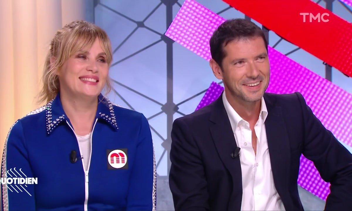 """Invités : Emmanuelle Seigner et Melvil Poupaud pour """"Insoupçonnable"""""""