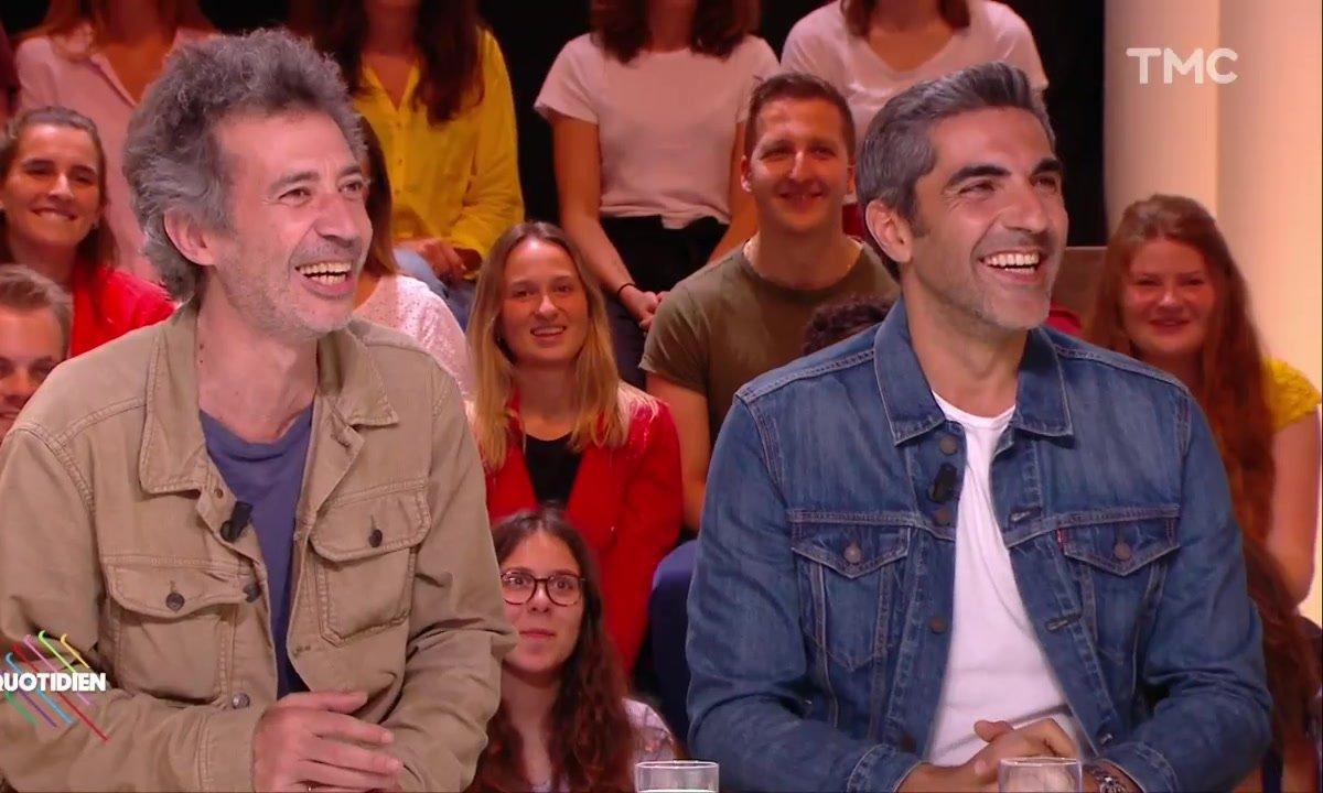 """Invités : Eric Elmosnino et Ary Abittan pour """"Je vais mieux"""""""