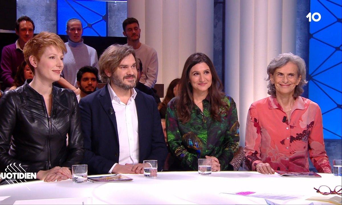 Invités : Étienne Gernelle, Natacha Polony, Anne Rosencher et Dominique Nora font leur bilan de 2019