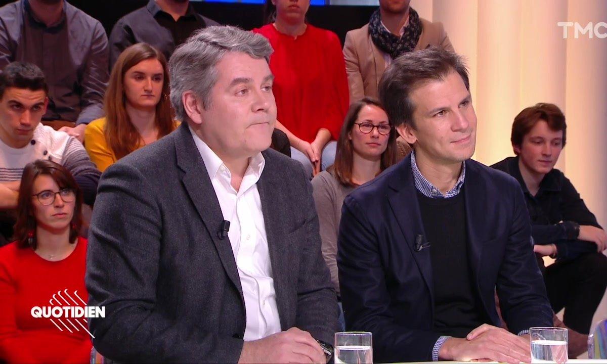 Invités : Franck Louvrier et Gaspard Gantzer, anciens Messieurs com' de l'Élysée