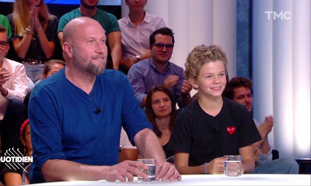 """Invités : François Damiens et Maleaume Paquin pour """"Fourmi"""""""