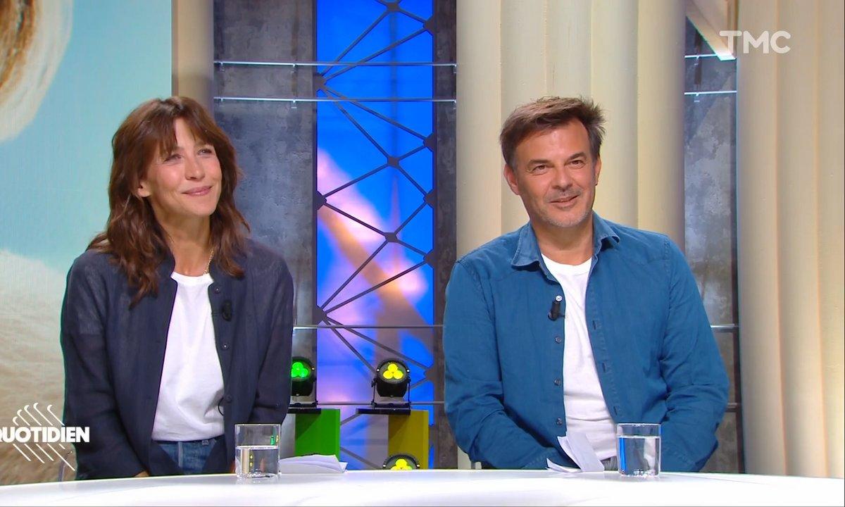 Invités : François Ozon et Sophie Marceau pour « Tout s'est bien passé »