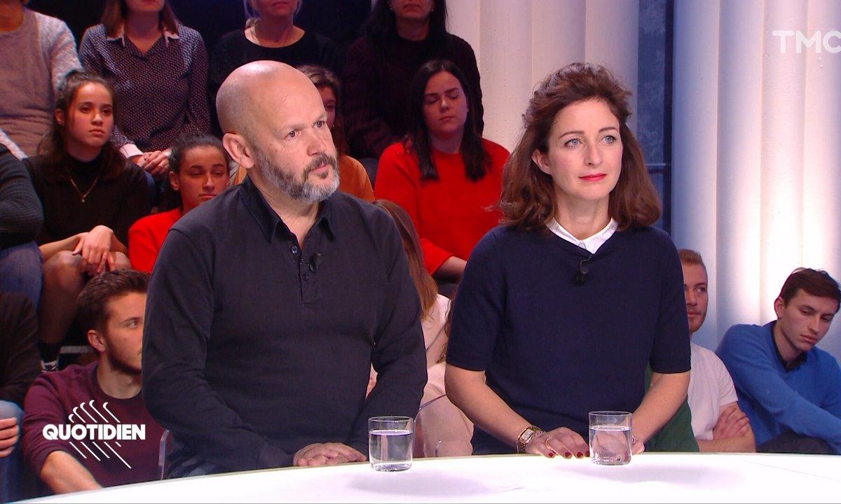 """Invités : Gilles Marchand et Elodie Polo-Ackermann, réalisateur et productrice de """"Gregory"""" sur Netflix"""